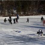 Hockey on Oathill