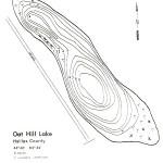 Oathill Lake Bathymetry